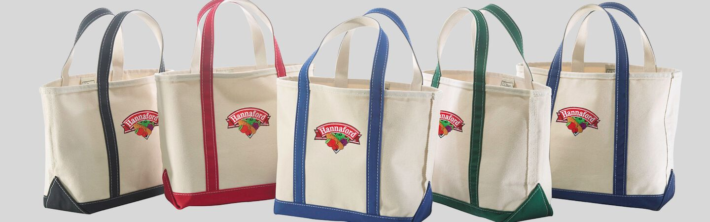 L.L.Bean Boat and Tote Bags