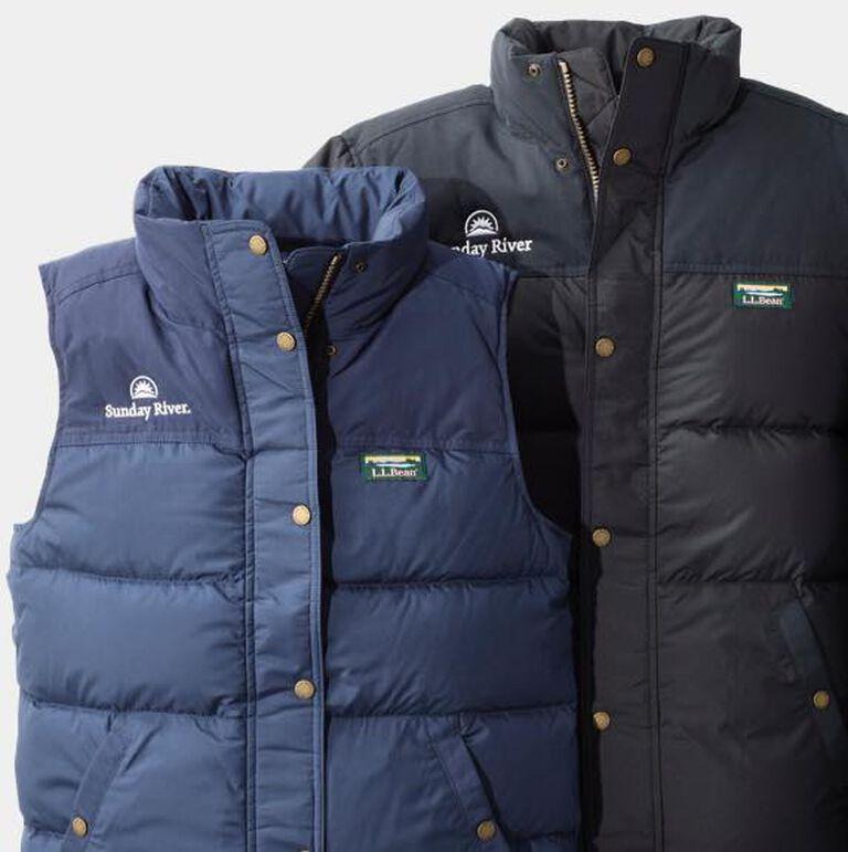 Mountain Classic Down Jacket & Vest