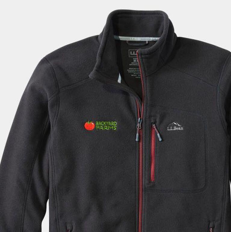 Trail Fitness Fleece Full-Zip Jacket